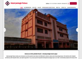 hoteljaisinghpalace.com