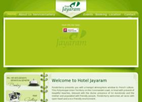hoteljayaram.com