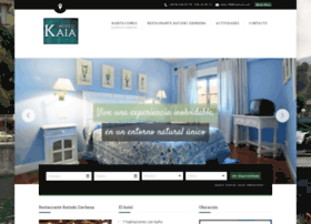 hotelkaiarural.com