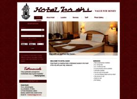 hotelkashi.in