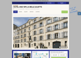hotellabellejuliette.parishotels.it