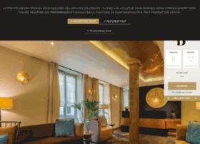 hotellabourdonnais.fr