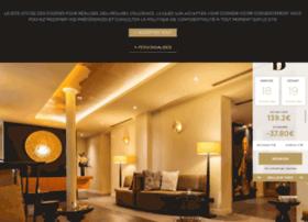 hotellabourdonnaisparis.com