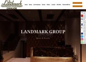 hotellandmarkgwalior.com