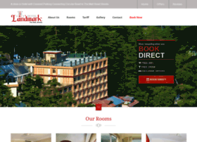 hotellandmarkshimla.com