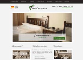 hotellaparra.com