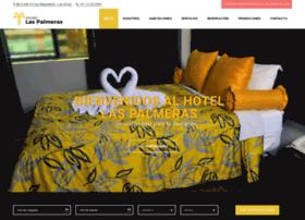 hotellaspalmeras.com.pe