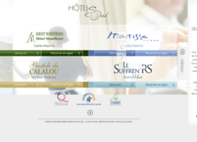 hotelleriedusoleil.com