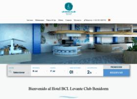 hotellevanteclub.com
