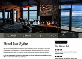 hotelli-isosyote.fi
