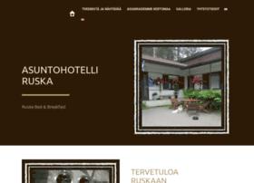 hotelliruska.fi