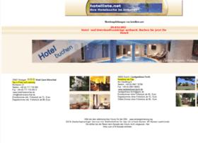 hotelliste.net