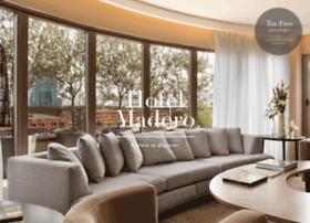 hotelmadero.com