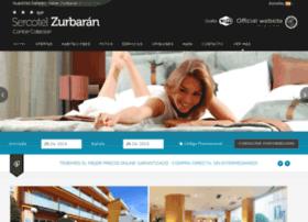 hotelmallorcazurbaran.com
