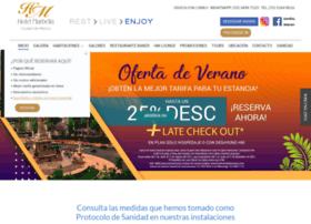hotelmarbellamexico.com