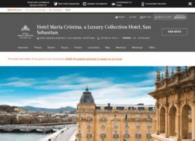 hotelmariacristinaview.com