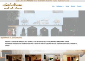 hotelmarino.com.ar