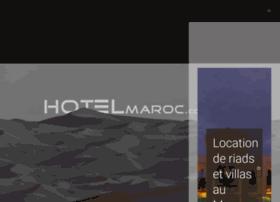 hotelmaroc.com