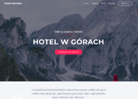 hotelmeridian.com.pl