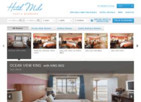 hotelmilosantabarbara.reztrip.com