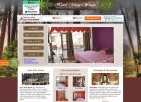 hotelmistywoods.com