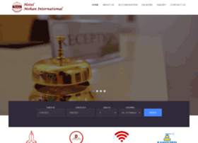hotelmohaninternational.co.in