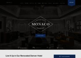 hotelmonacodenver.com
