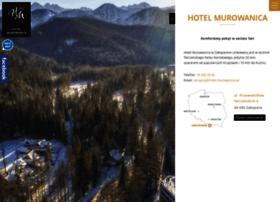 hotelmurowanica.com