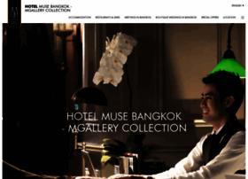 hotelmusebangkok.com