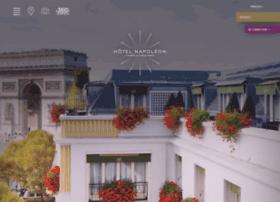 hotelnapoleonparis.com