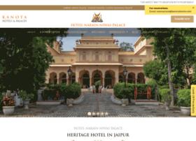 hotelnarainniwas.com