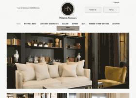 hotelnemours.com
