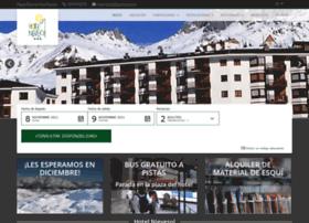 hotelnievesol.com