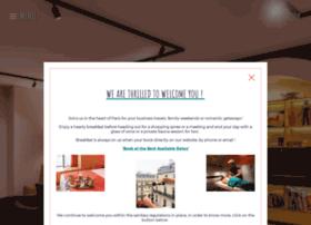 hotelnoailles.com