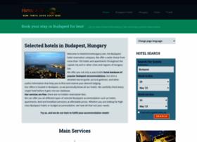hotelonlinehungary.com