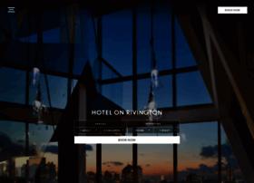 hotelonrivington.com