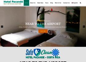 hotelpacande.com