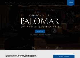 hotelpalomar-beverlyhills.com