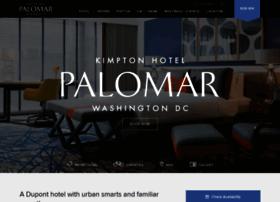 hotelpalomar-dc.com