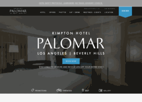 hotelpalomar-lawestwood.com