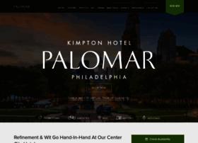 hotelpalomar-philadelphia.com