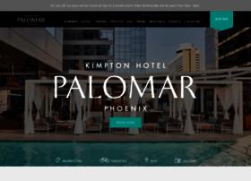 hotelpalomar-phoenix.com
