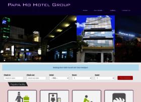 hotelpapaho.com