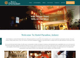hotelparadise.co.in