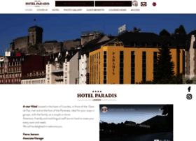 hotelparadislourdes.com