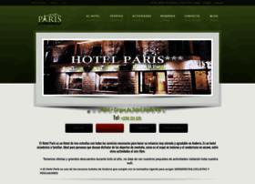 hotelparisencamp.com