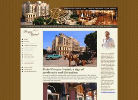 hotelparquecentral.com