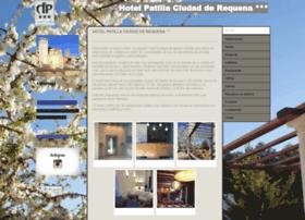 hotelpatillarequena.com