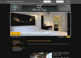 hotelplacedesvosges.com