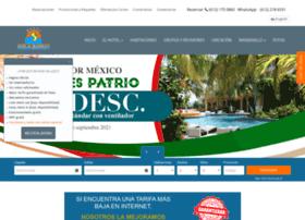 hotelplayadesantiago.com.mx